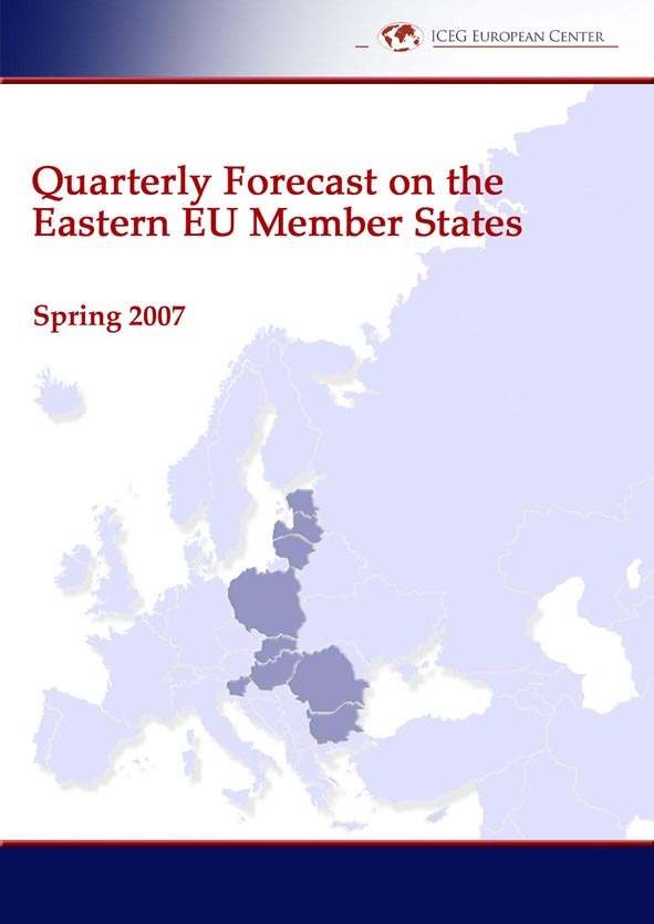 Quarterly Forecast on the Eastern EU Member States